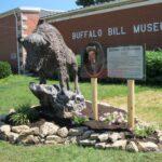 Buffalo Bill Museum and Lone Star Steamer Display