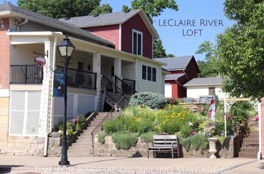 LeClaire River Loft
